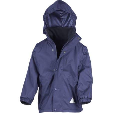 Junior Reversible Stormdri Jacket von Result (Artnum: RT160J