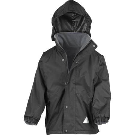 Youth Reversible Stormdri Jacket von Result (Artnum: RT160Y