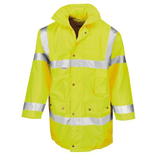 Result - Safety Jacket