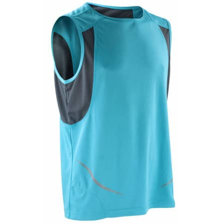 Sport Athletic Vest von SPIRO (Artnum: RT186