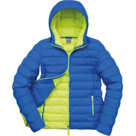 Ladies` Snow Bird Padded Jacket von Result (Artnum: RT194F
