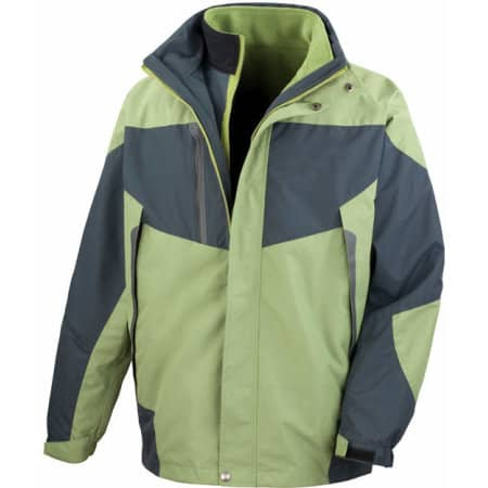3-in-1 Aspen Jacket von Result (Artnum: RT199