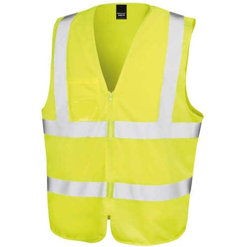 Result Core - Core Zip Safety Tabard