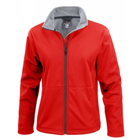 Ladies` Softshell Jacket von Result Core (Artnum: RT209F