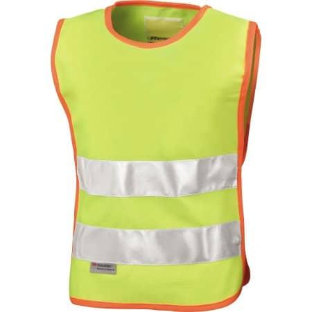 Junior Safety Tabard von Result (Artnum: RT212J