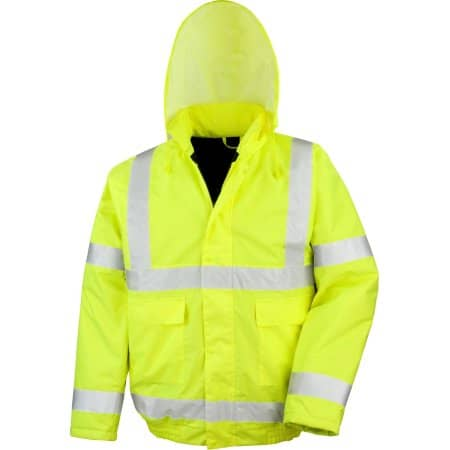 High Viz Winter Blouson von Result Core (Artnum: RT217X