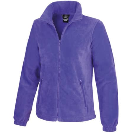 Ladies` Fashion Fit Outdoor Fleece Jacket von Result Core (Artnum: RT220F