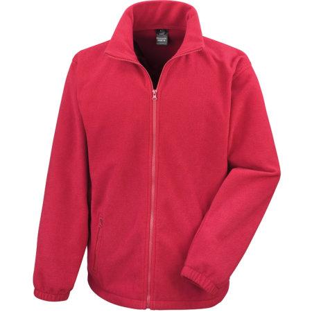 Fashion Fit Outdoor Fleece in Flame Red von Result Core (Artnum: RT220X