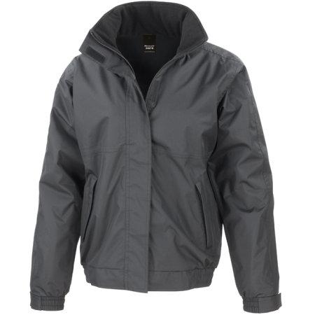 Channel Jacket in Black von Result Core (Artnum: RT221