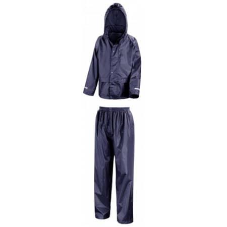 Junior Rain Suit von Result Core (Artnum: RT225J