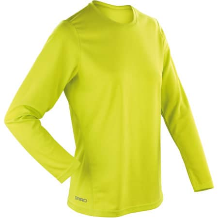 Ladies` Quick Dry Shirt RT254F von SPIRO (Artnum: RT254F