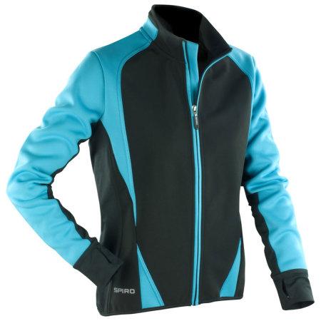 Ladies` Freedom Softshell Jacket von SPIRO (Artnum: RT256F