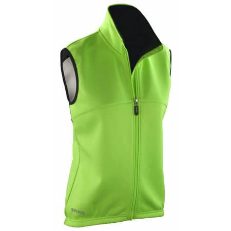 Ladies` Airflow Gilet von SPIRO (Artnum: RT262F