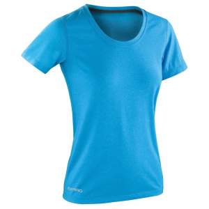 Fitness Women`s Shiny Marl T-Shirt