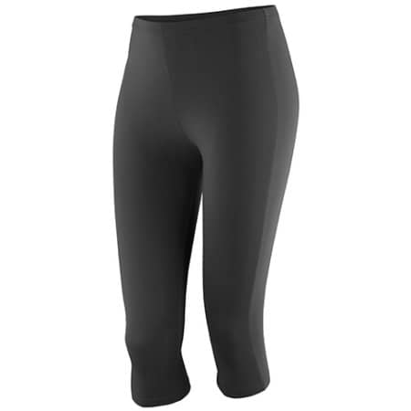 Women`s Impact Softex® Capri Pants von SPIRO (Artnum: RT284F