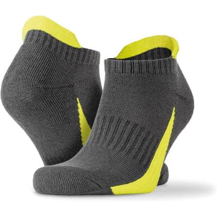 Sneaker Sports Socks (3 Pair Pack) von SPIRO (Artnum: RT293X