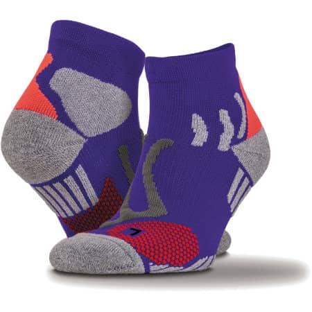 Technical Compression Coolmax Sports Socks von SPIRO (Artnum: RT294