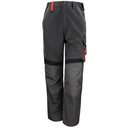 Technical Trouser in Grey Black von Result (Artnum: RT310