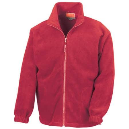 Polartherm™ Jacket in Red von Result (Artnum: RT36A