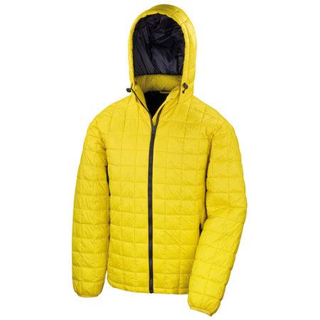 Urban Blizzard Jacket in Yellow|Navy von Result (Artnum: RT401