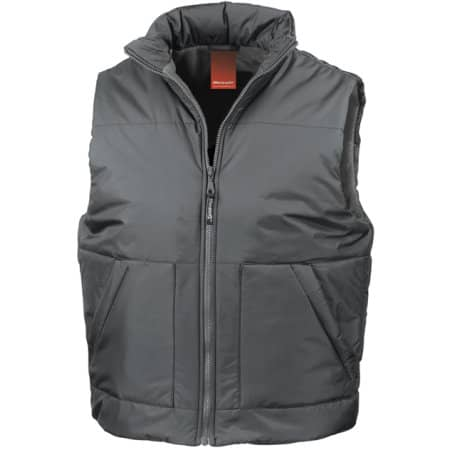 Fleeced Lined Bodywarmer von Result (Artnum: RT44