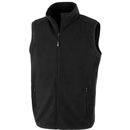 Recycled Fleece Polarthermic Bodywarmer von Result Genuine Recycled (Artnum: RT904