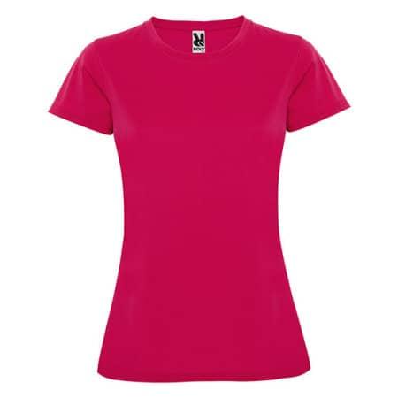 Montecarlo Woman T-Shirt in Rosette von Roly (Artnum: RY0423