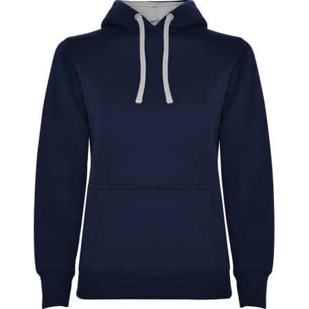 Urban Woman Hooded Sweatshirt von Roly (Artnum: RY1068