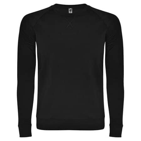 Annapurna Sweatshirt in Black von Roly (Artnum: RY1104