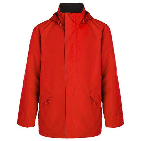 Europa Jacket in Red von Roly (Artnum: RY5077