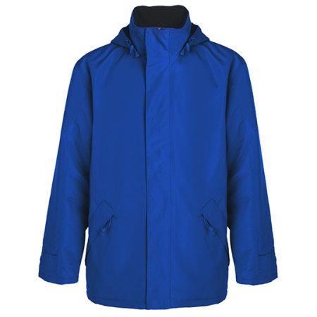 Europa Jacket in Royal Blue von Roly (Artnum: RY5077
