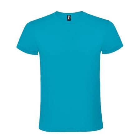 Atomic 150 T-Shirt in Turquoise von Roly (Artnum: RY6424