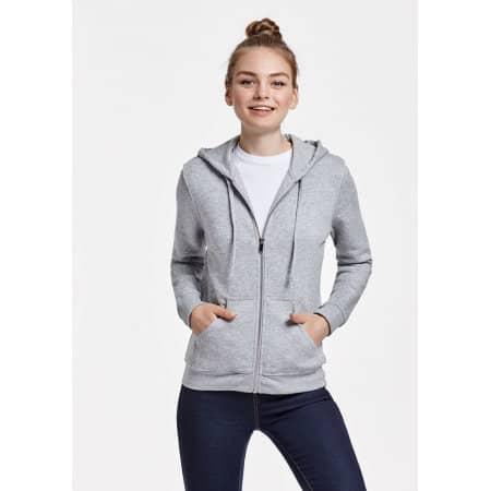 Veleta Woman Sweatjacket von Roly (Artnum: RY6425
