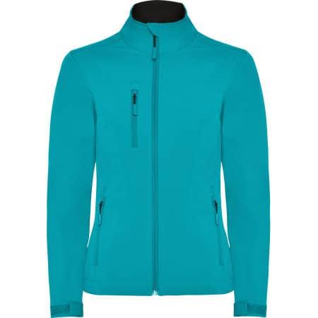 Nebraska Woman Softshell Jacket von Roly (Artnum: RY6437