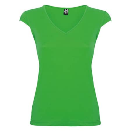 Martinica Woman T-Shirt in Irish Green von Roly (Artnum: RY6626