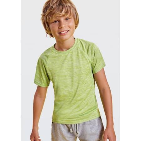 Austin Kids T-Shirt von Roly (Artnum: RY6654K