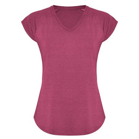 Avus T-Shirt in Heather Rosette von Roly (Artnum: RY6658
