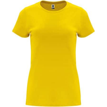 Capri Woman T-Shirt von Roly (Artnum: RY6683