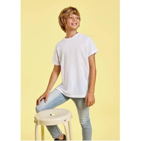 Sublima Kids T-Shirt von Roly (Artnum: RY7129K
