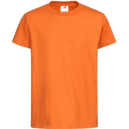 Classic-T for children in Orange von Stedman® (Artnum: S140K