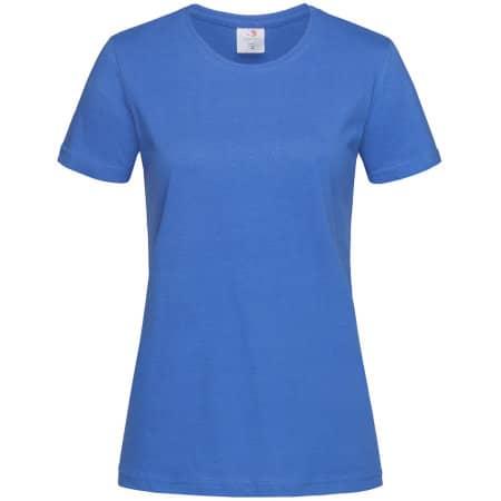 Classic-T for women in Bright Royal von Stedman® (Artnum: S141