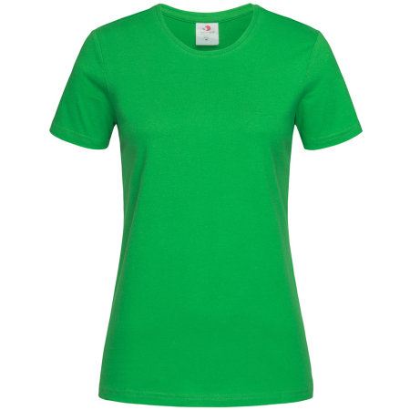 Classic-T for women in Kelly Green von Stedman® (Artnum: S141