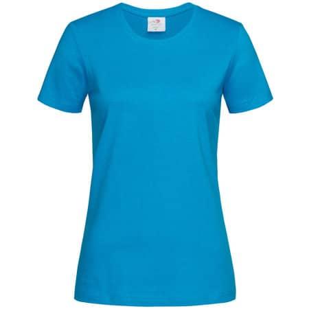 Classic-T for women in Ocean Blue von Stedman® (Artnum: S141