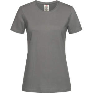 Womens Janet Crew Neck Damen T-ShirtStedman