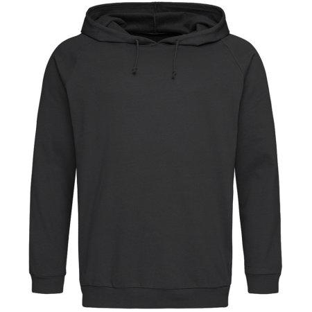 Unisex Hooded Sweatshirt in Black Opal von Stedman® (Artnum: S4200