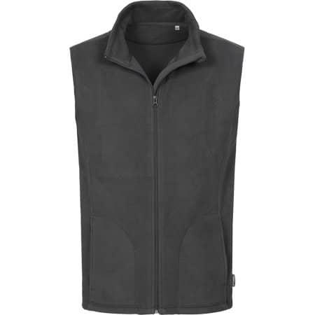 Active Fleece Vest von Stedman® (Artnum: S5010