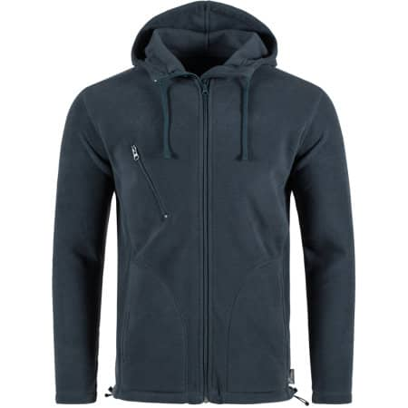 Active Hooded Fleece Jacket von Stedman® (Artnum: S5080