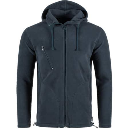 Active Hooded Fleece Jacket von Stedman® (Artnum: S5080