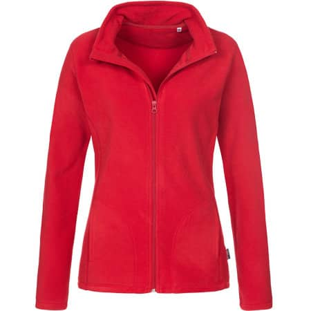 Active Fleece Jacket for women von Stedman® (Artnum: S5100