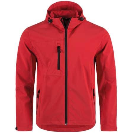 Active Softest Shell Hooded Jacket von Stedman® (Artnum: S5240